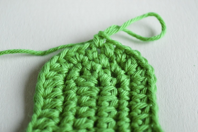 FREE Crochet Pattern Green Zebra by Croby Patterns