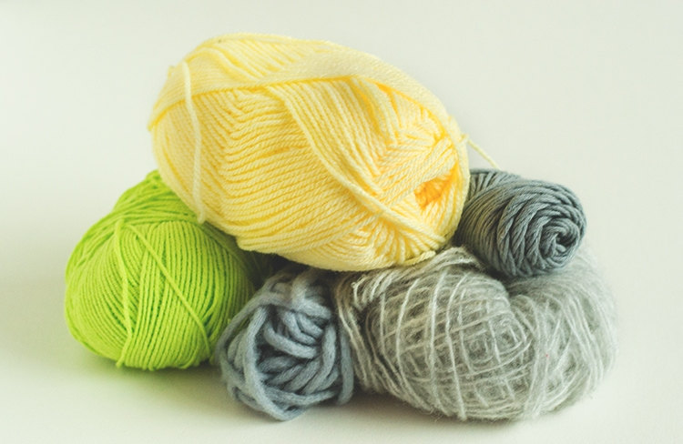 Crocheting Yarn Types : ... many types of yarn? And what is the right type of yarn for my project