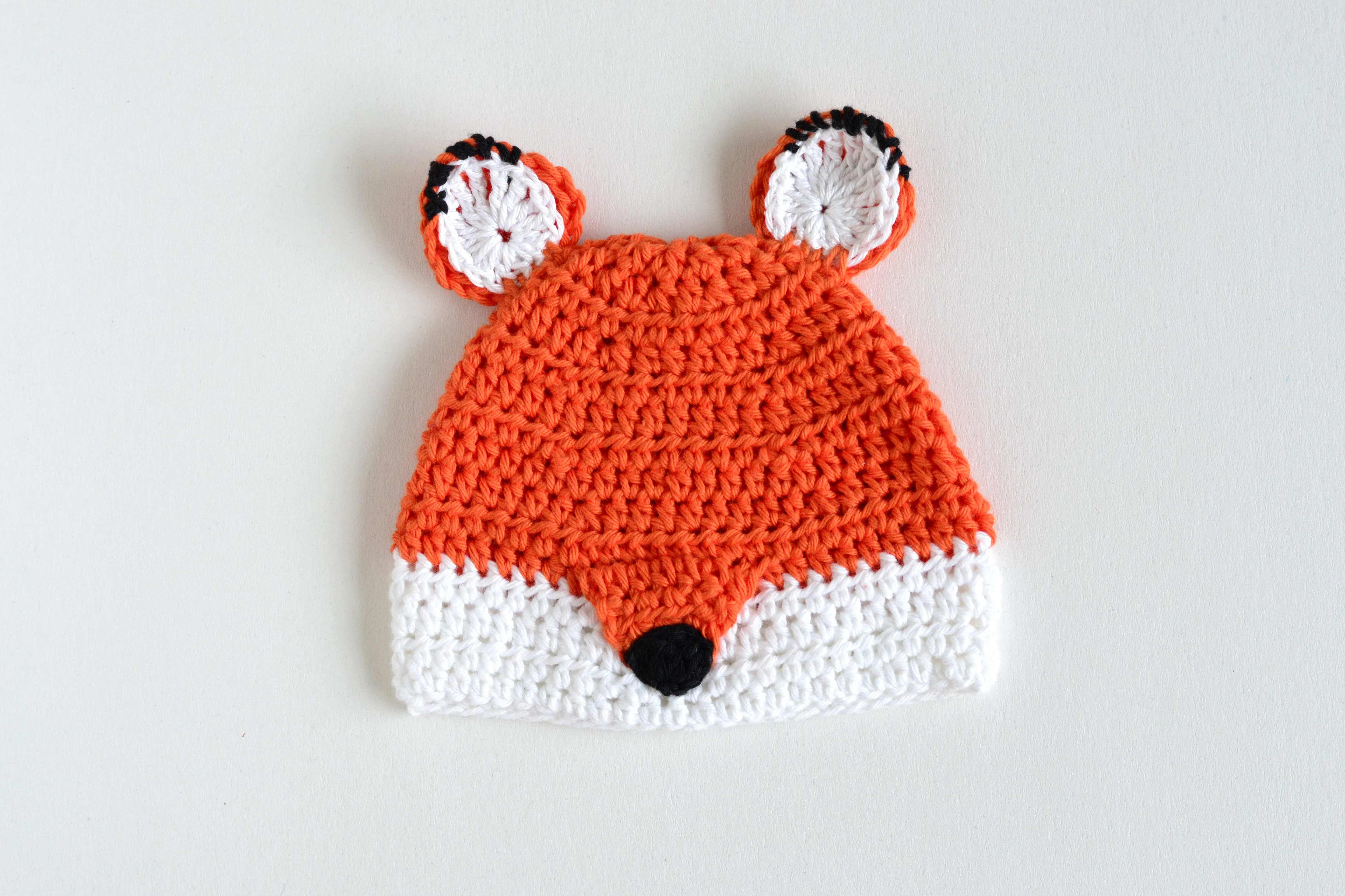 Crochet Baby Hat and Diaper Cover ? Cute Fox ? Croby Patterns
