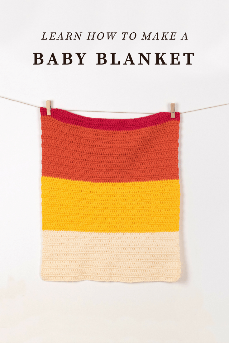 baby blanket by croby patterns