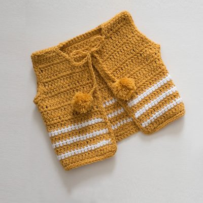 Crochet Baby Cardigan by Croby Patterns