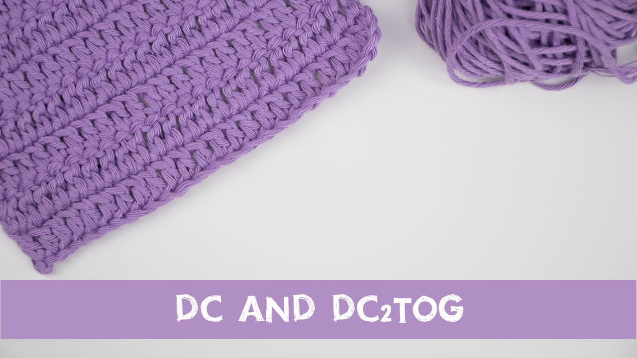How To Make a Double Crochet Stitch