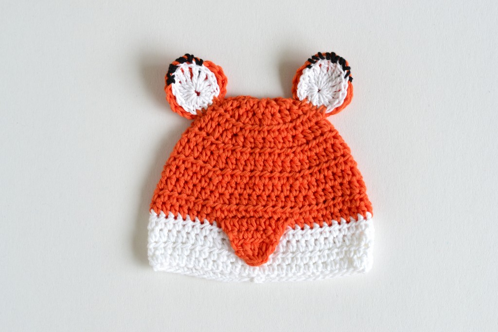 Croby Patterns - FREE Crochet Pattern - Cute Fox