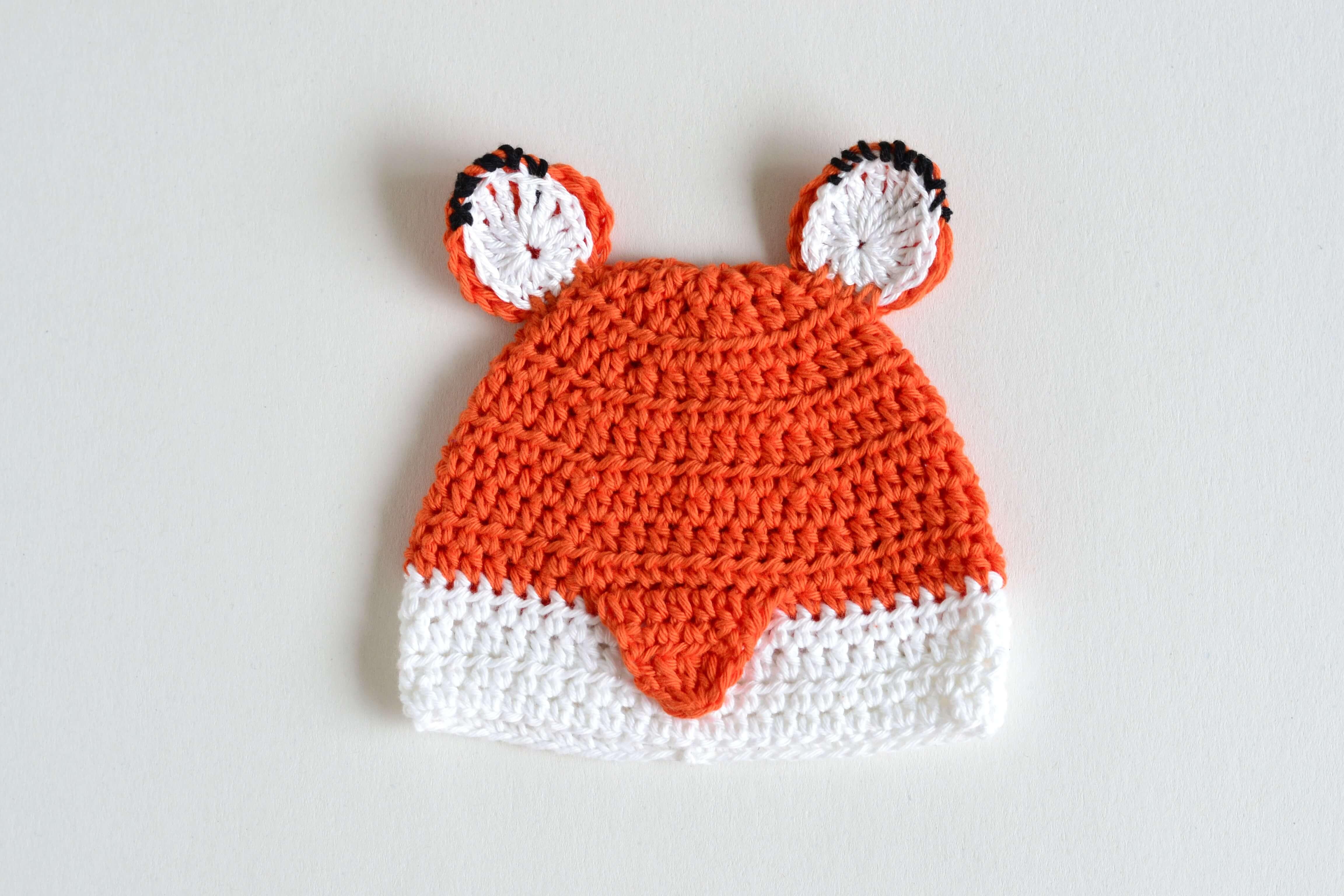 69d2a15cdc31a Croby Patterns - FREE Crochet Pattern - Cute Fox