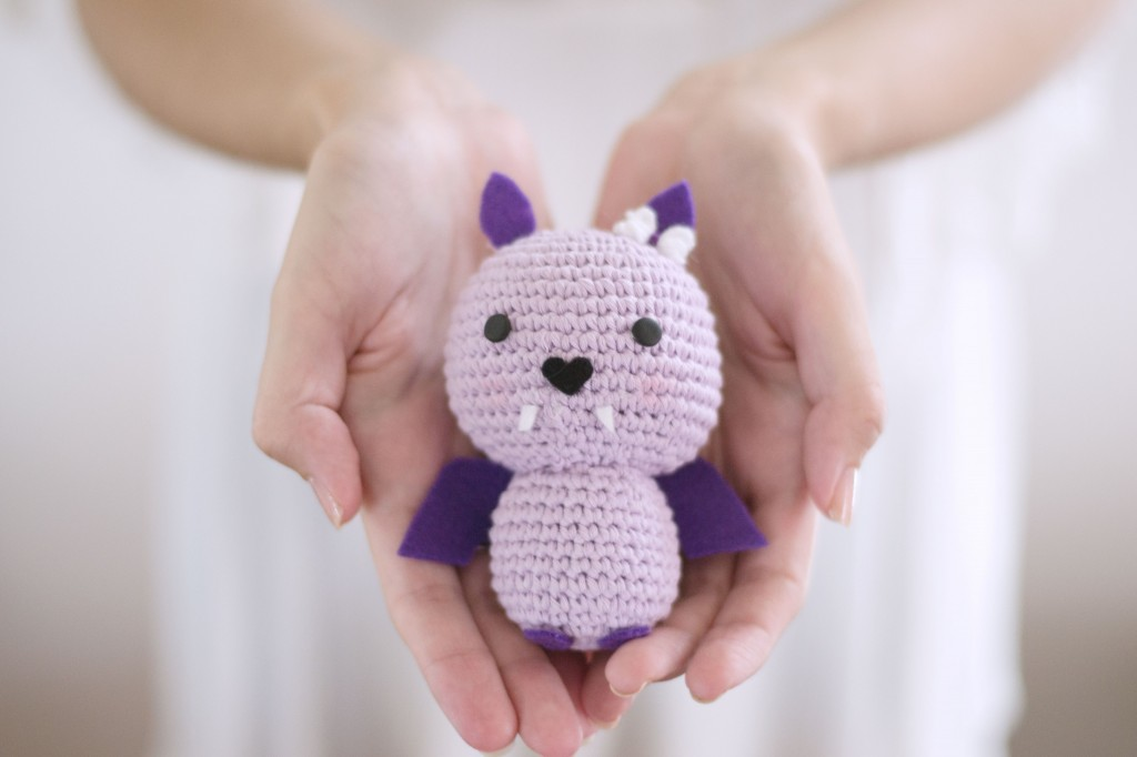 Amigurumi Bat by Croby Patterns