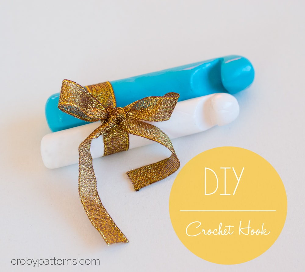 DIY Crochet Hook by Croby Patterns