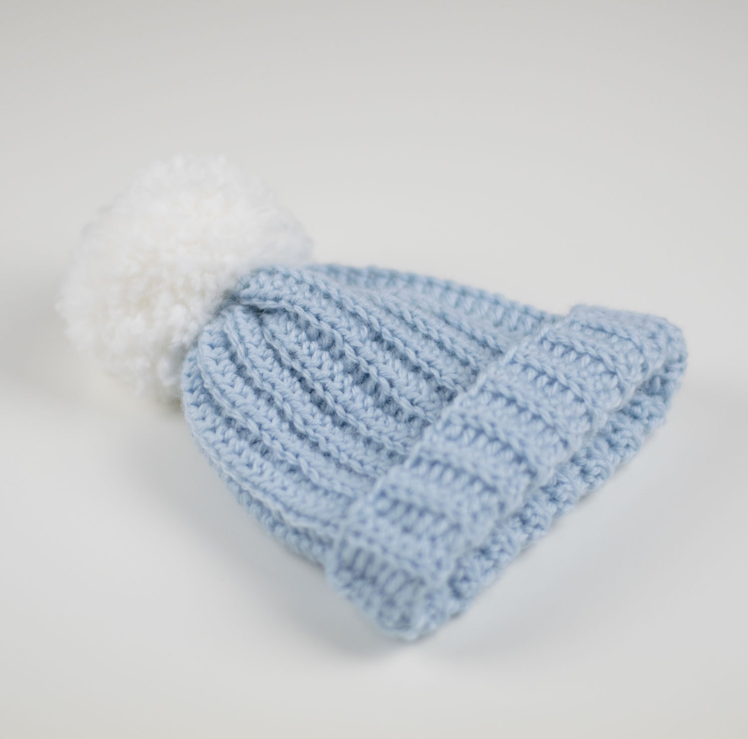 Crochet Baby Beanie Croby Patterns