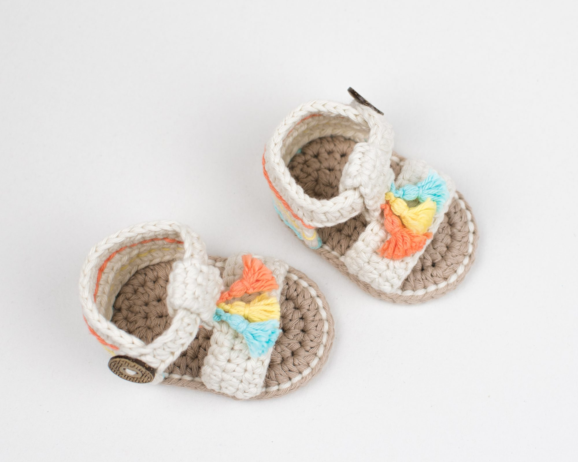 b3295fec2a7d Crochet Baby Boho Sandals was last modified  September 11th