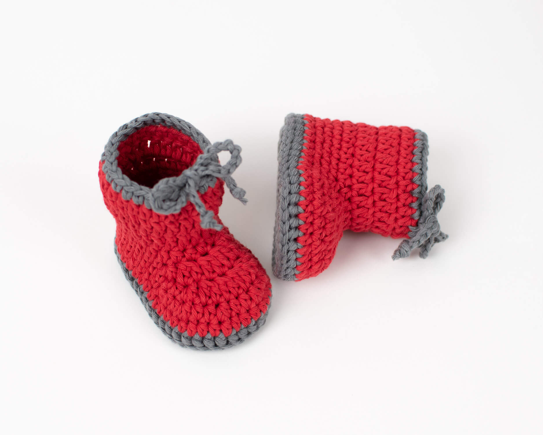 8a24a18138c60 Crochet Baby Rain Booties | Croby Patterns